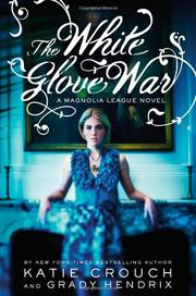 Cover art for THE WHITE GLOVE WAR