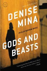 Cover art for GODS AND BEASTS