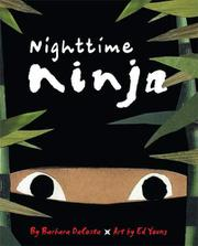 Book Cover for NIGHTTIME NINJA