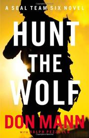 Book Cover for HUNT THE WOLF