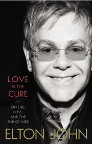 Book Cover for LOVE IS THE CURE