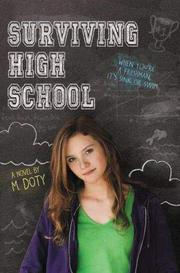 Cover art for SURVIVING HIGH SCHOOL