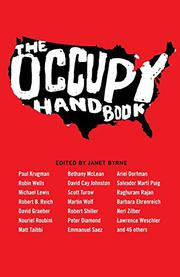 Book Cover for THE OCCUPY HANDBOOK