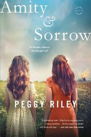 Book Cover for AMITY & SORROW