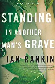 Book Cover for STANDING IN ANOTHER MAN'S GRAVE