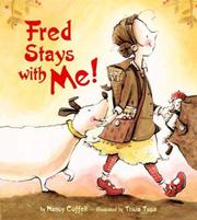 Book Cover for FRED STAYS WITH ME!