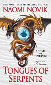 Book Cover for TONGUES OF SERPENTS