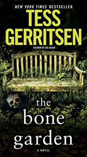 Cover art for THE BONE GARDEN