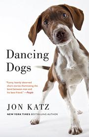 Cover art for DANCING DOGS