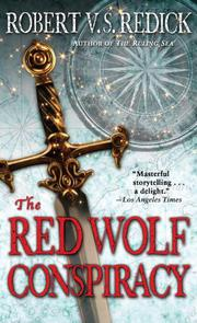 Book Cover for THE RED WOLF CONSPIRACY