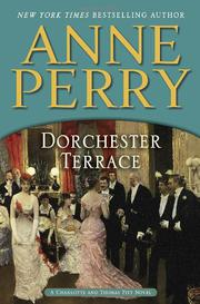Cover art for DORCHESTER TERRACE