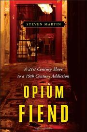 Book Cover for OPIUM FIEND