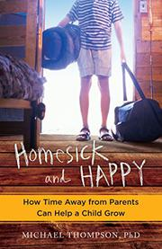 Book Cover for HOMESICK AND HAPPY