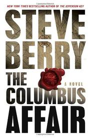 Cover art for THE COLUMBUS AFFAIR