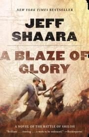 Book Cover for A BLAZE OF GLORY