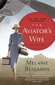 Cover art for THE AVIATOR'S WIFE