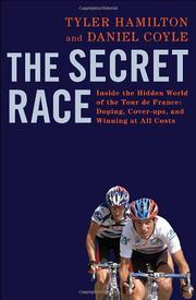 Cover art for THE SECRET RACE