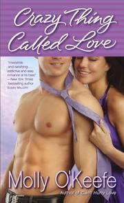 Book Cover for CRAZY THING CALLED LOVE