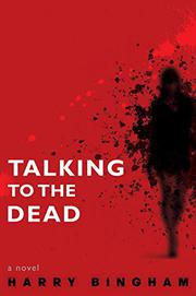 Book Cover for TALKING TO THE DEAD