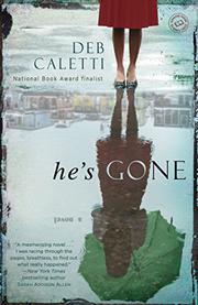 Book Cover for HE'S GONE