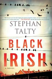 Cover art for BLACK IRISH