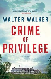 Cover art for CRIME OF PRIVILEGE