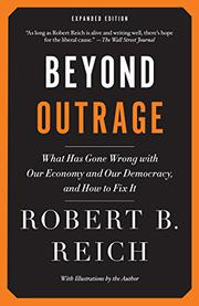 Book Cover for BEYOND OUTRAGE