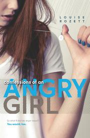 Cover art for CONFESSIONS OF AN ANGRY GIRL