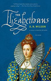 Cover art for THE ELIZABETHANS