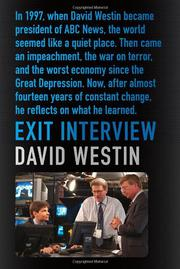 Book Cover for EXIT INTERVIEW