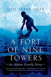 Cover art for A FORT OF NINE TOWERS