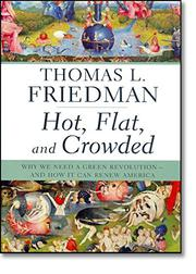 Cover art for HOT, FLAT, AND CROWDED