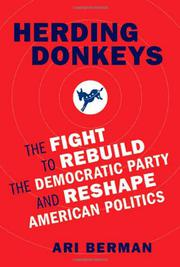 Cover art for HERDING DONKEYS
