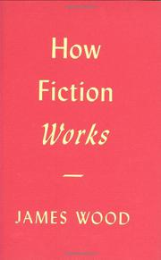Cover art for HOW FICTION WORKS