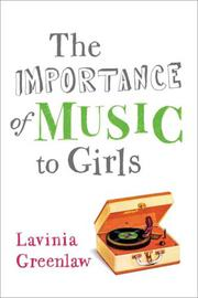 Cover art for THE IMPORTANCE OF MUSIC TO GIRLS