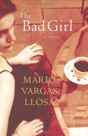 Book Cover for THE BAD GIRL