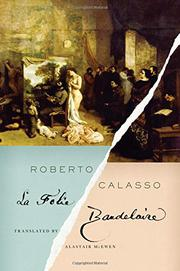 Book Cover for LA FOLIE BAUDELAIRE