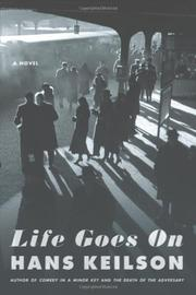 Cover art for LIFE GOES ON