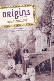 Cover art for ORIGINS