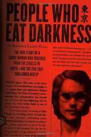 Book Cover for PEOPLE WHO EAT DARKNESS