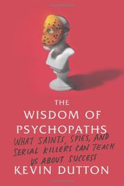 Cover art for THE WISDOM OF PSYCHOPATHS