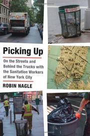 Book Cover for PICKING UP
