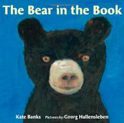 Cover art for THE BEAR IN THE BOOK