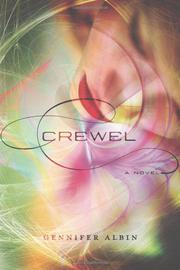 Cover art for CREWEL