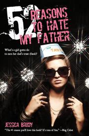 Book Cover for 52 REASONS TO HATE MY FATHER