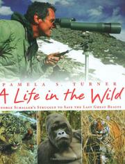 Book Cover for A LIFE IN THE WILD