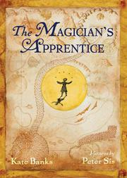Cover art for THE MAGICIAN'S APPRENTICE