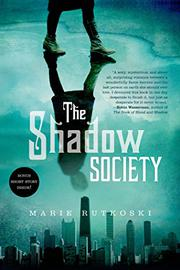 Cover art for THE SHADOW SOCIETY