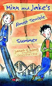 Cover art for MINN AND JAKE'S ALMOST TERRIBLE SUMMER