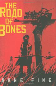 Cover art for THE ROAD OF BONES
